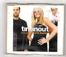 (HX209) Tin Tin Out, What I Am ft Emma Bunton - 1999 CD