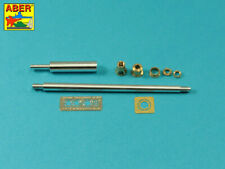 Aber 1/35 8,8cm Two Part PaK-43/3 L/71 Barrel for Jagdpanther Ausf.G1/G2 Late #
