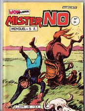 ¤ MISTER NO n°84 ¤ 1982 MON JOURNAL