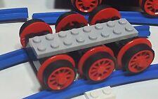 Haftreifen LEGO-30 Stück,schwarz- Eisenbahn-4,5V-116,120,138,118,122,112,118,721