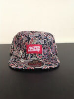 Stay Official - Paisley Print Strapback