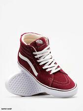 Vans SK8 HI LITE Suede/Canvas Port Royale Men's Shoes 8.5 US