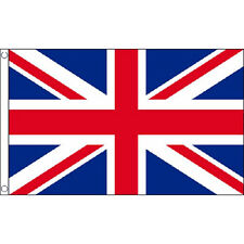 Union Jack Large Flag 8Ft X 5Ft Great Britain British Banner With 2 Metal Eyelet