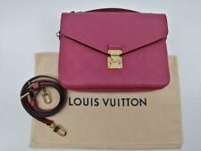 Louis Vuitton Monogram Empreinte Crossbody Pouch Metis Rose from Japan F/S