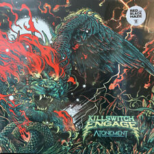 Killswitch Engage - Atonement (Red & Black Haze Vinyl) (Vinyl)