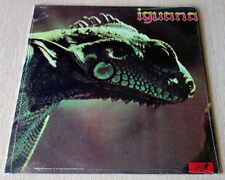 Iguana - Iguana - 1972 USA Sealed LP