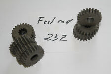 Original DDR Simson Festrad 23 Zahn 4 Gang Simson SR80 Roller Zahnrad Getriebe