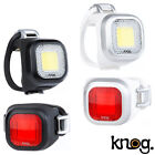 Knog Blinder Mini Chippy Commuter Road Rechargeable Front/Rear Bike Light