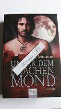 Unter dem DrachenMond Lucy Monroe Fantasy Roman Bastei Lübbe Taschenbuch 2014