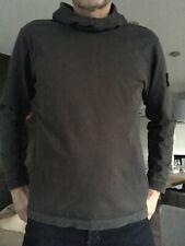 Stone Island Sweater, Hoodie, grau, Größe M