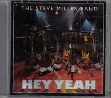 The Steve Miller Band-Hey Yeah Promo cd single