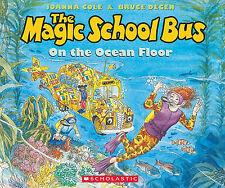 The Magic School Bus on the Ocean Floor - Audio Library Edition by Joanna Cole