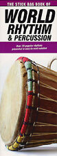 The Stick Bag Book Of World Rhythm & Percussion Drum Drummers Music Book