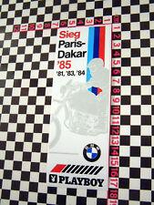 BMW Boxer Adesivo R80GS R80G/S R100GS R50 R60 R69 R68 Parigi Dakar