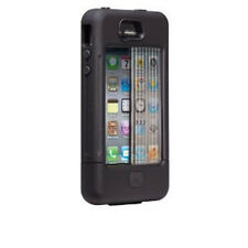 Case-Mate iPhone 4 / 4S Tank Cases (BLACK)