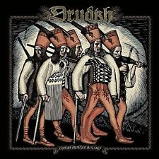 Drudkh - Eastern Frontier in Flames CD 2014 digi Anti-Urban Slavonic Chronicles