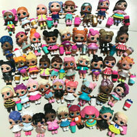 Lot 3 LOL Surprise Dolls Lot Random big sister Random Dress Shoes Bottle toy