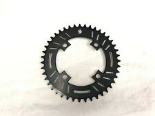 Snap BMX Products S4 104mm 4 bolt Chainring - 43t Black