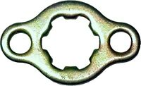 Honda 50 70 90 C90 Cub Front Sprocket Retainer Plate 28mm Hole Centre