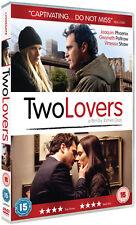 DVD:TWO LOVERS - NEW Region 2 UK