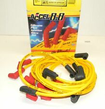 ACCEL Small Block Chevy HEI 8.8mm Graphite Wire Set NEW