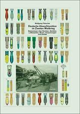 Deutsche Abwurfmunition im Zweiten Weltkrieg von Wolfgang Fleischer (2015, Gebundene Ausgabe)