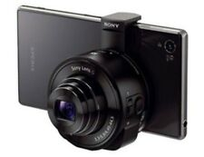 SONY DSC-QX10-B Smartphone Attachable Compact Lens (For Mobile Phones)