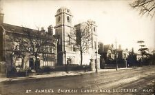 Leicester. St James's Church, London Road by M.C.P.L.