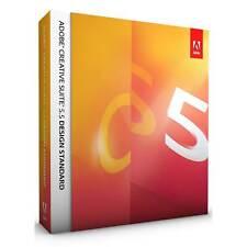 Adobe CS3 Design Standard pour Macintosh PN: 19300011 avec Licence Commerciale