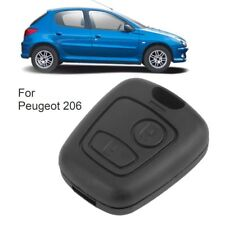 2 BUTTON REMOTE KEY FOB CASE FOR PEUGEOT 106 107 206 207 307 406 407 SHELL NA