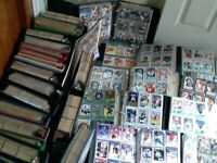 💯Dad's Collection: 60 to 90's Sports card Mystery lots! Star's RC etc💥READ!!💥