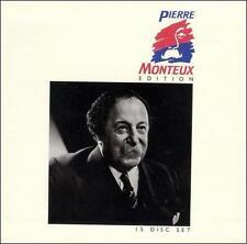 Pierre Monteux Edition (CD, 15 Discs, RCA Victor)
