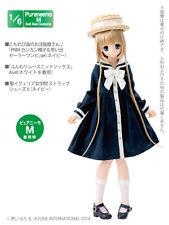 Azone Pureneemo Boater & Memories Sailor Dress Set Navy Blythe Momoko Doll