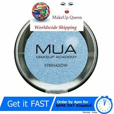 MUA Makeup Academy Cornflower Blue Eyeshadow Mono Pearl Shimmer Eye Shadow