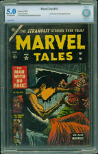 Marvel Tales # 115 CBCS 5.0 VG/FN Pre Code Horror PCH Atomic Explosion Panels
