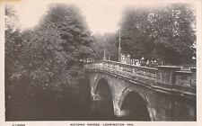 PC07981 Victoria Bridge. Leamington Spa. Kingsway. RP