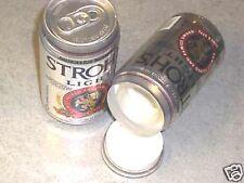 Dose mit Geheimfach Dosensafe Tresor Stroh´s Light Bier
