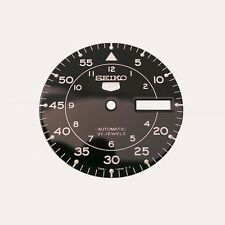 Seiko Pilot Style Dial for 4 O'clock stem movement
