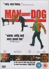 Man About Dog  (2008) Allen Leech, Tom Murphy, Ciaran Nolan, Sean  NEW UK R2 DVD