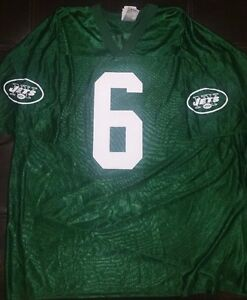 NFL New York Jets Mark Sanchez #6 Jersey Team Apparel NEW WITH TAGS