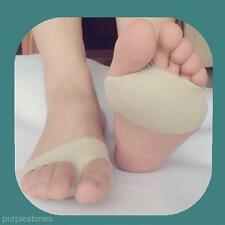 2 Foot Gel Silica Forefoot Metatarsal Pain-Relief Absorber Cushion Ball Foot Pad