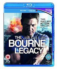 The Bourne Legacy (Bluray) [2012] [Region Free] [DVD]