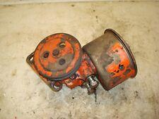 1958 Case 801b Tractor Power Steering Pump 800