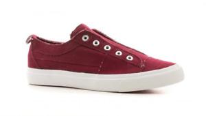 Women's Corkys Babalu Slip On Sneaker Maroon 51-0121-MARN