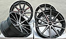 "18"" ALLOY WHEELS CRUIZE XR1 BP DEEP CONCAVE STAGGERED 5X120 18 INCH ALLOYS"