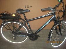 Zündapp Green 20.7 Herren Trekking E-Bike Pedelec Anthrazit 28 Zoll