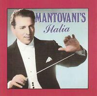 Mantovani And His Orchestra-Mantovani's Italia CD