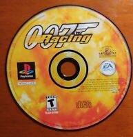 007 RACING PS1 PLAYSTATION 1 DISC ONLY