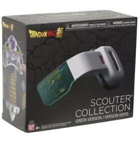 Bandai Dragon Ball Super Saiyan Scouter DLX Collection Electronic Green Scouter