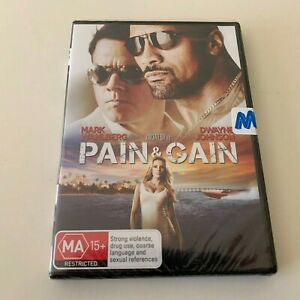 Pain & Gain : NEW DVD